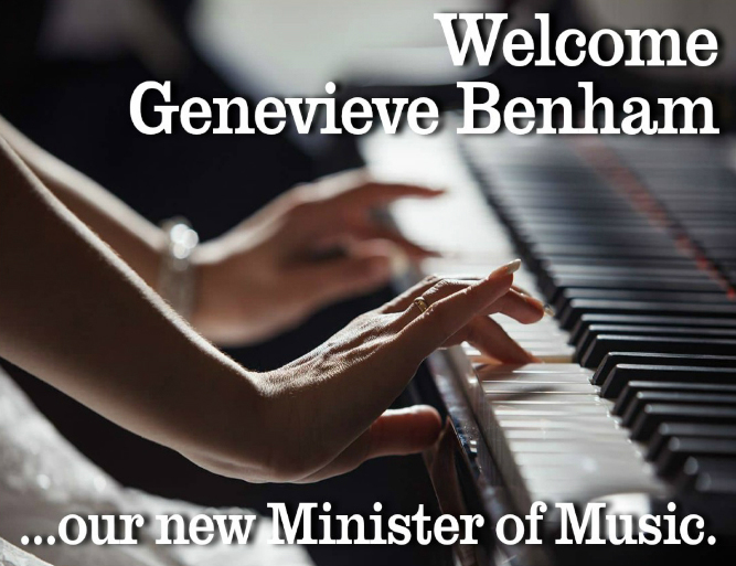 Meet our Music Minister